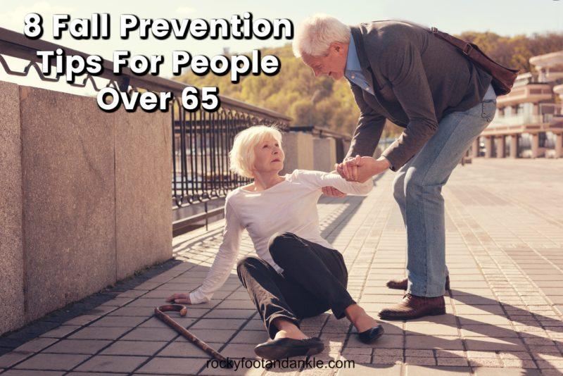 8 Fall Prevention Tips for People Over 65