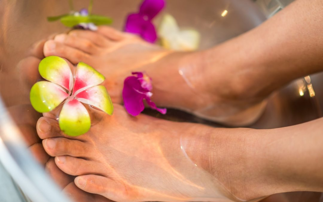 Practical, protective foot health steps for people with diabetes