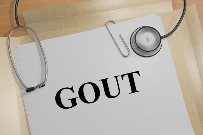 How Does Gout Affect the Feet and Ankles?