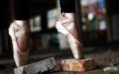 Professional Dancers: How to Treat Dancer's Heel