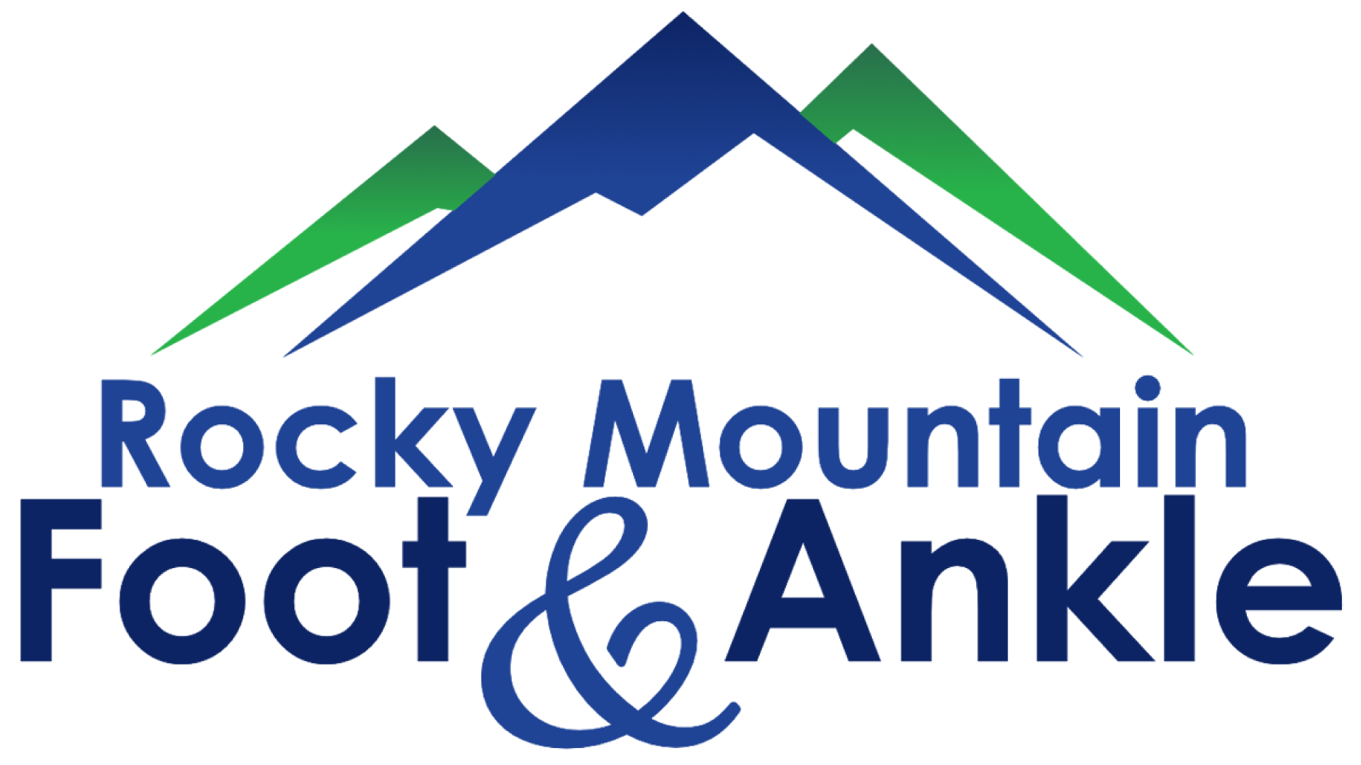 Rocky Mountain Foot and Ankle Logo